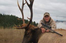 Elk Hunting California Outfitter