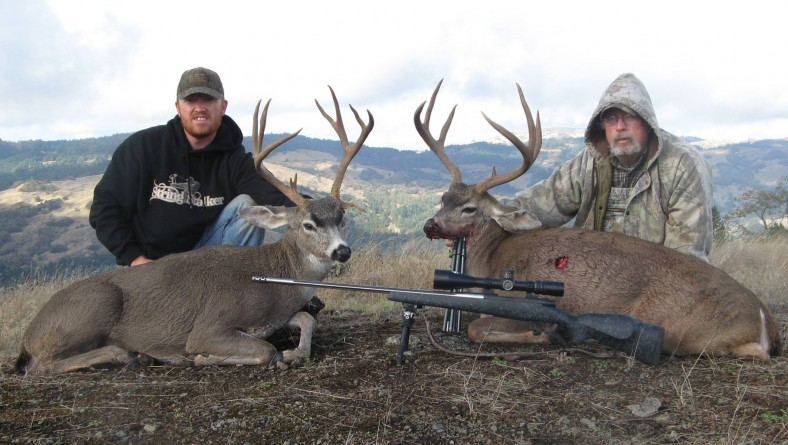 Great stalks on Trophy Blacktail